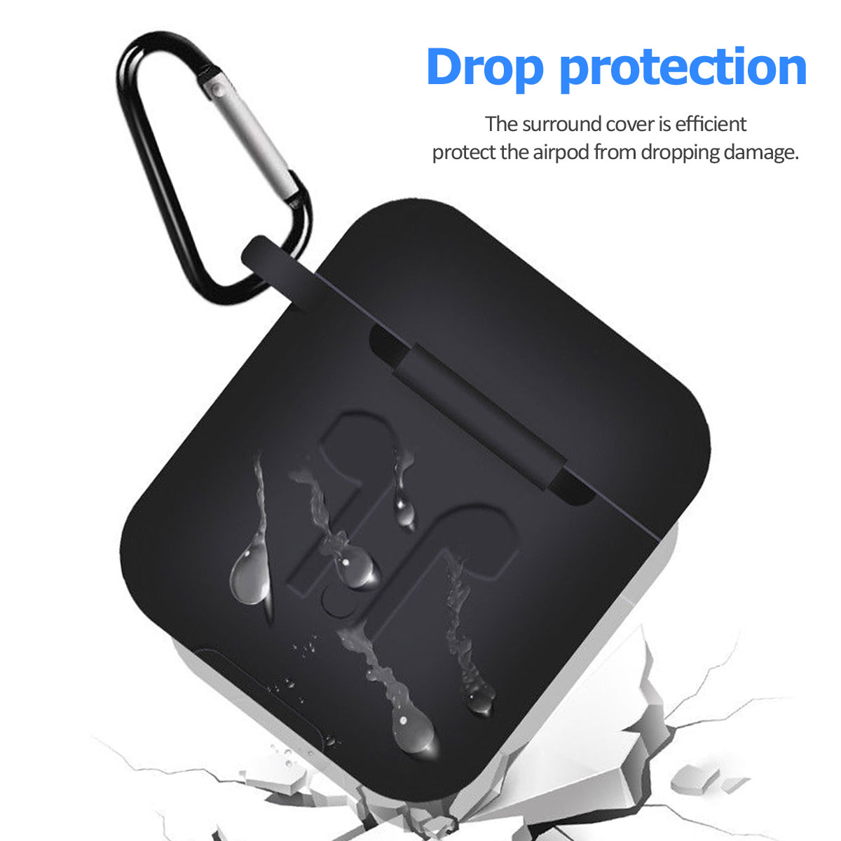 Silicone-Ruggged-Case-Cover-Earbuds-For-Apple-AirPods-2nd-Gen-Accessories-2019 thumbnail 14