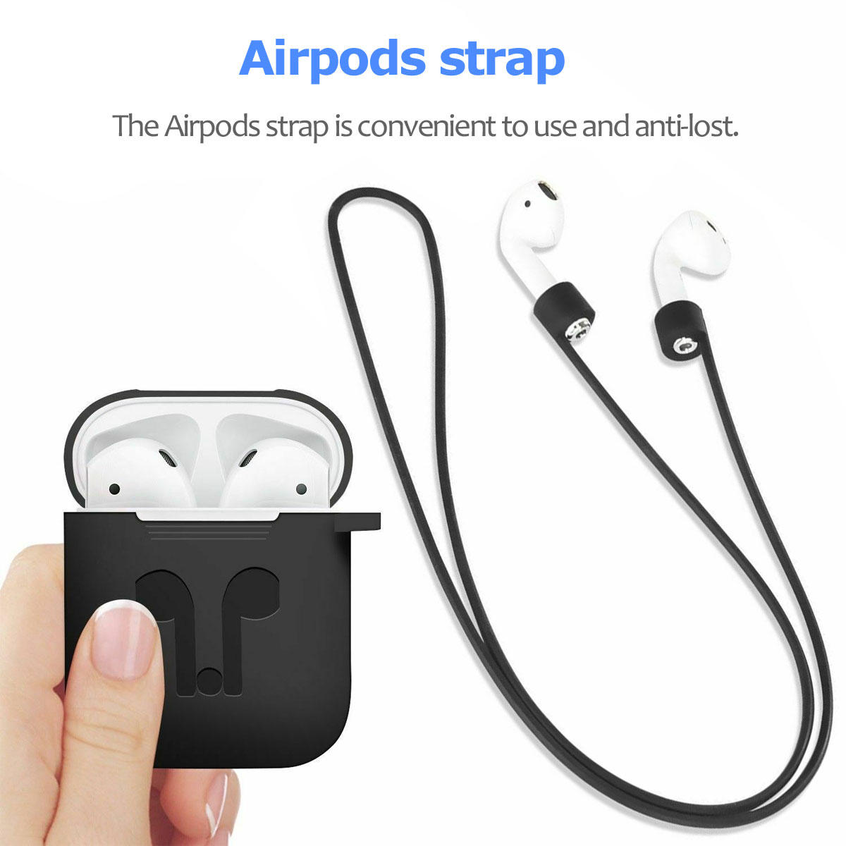 Silicone-Ruggged-Case-Cover-Earbuds-For-Apple-AirPods-2nd-Gen-Accessories-2019 thumbnail 16