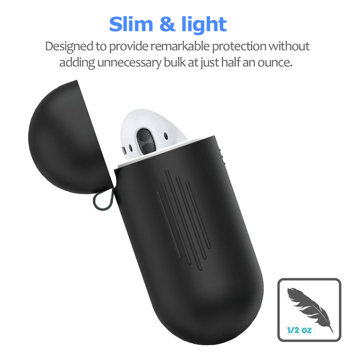 Silicone-Ruggged-Case-Cover-Earbuds-For-Apple-AirPods-2nd-Gen-Accessories-2019 thumbnail 17