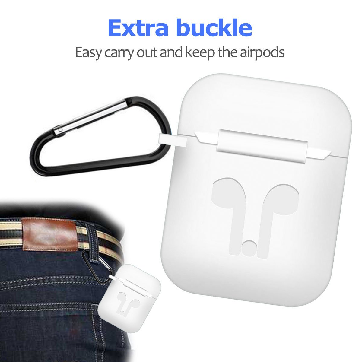 Silicone-Ruggged-Case-Cover-Earbuds-For-Apple-AirPods-2nd-Gen-Accessories-2019 thumbnail 22