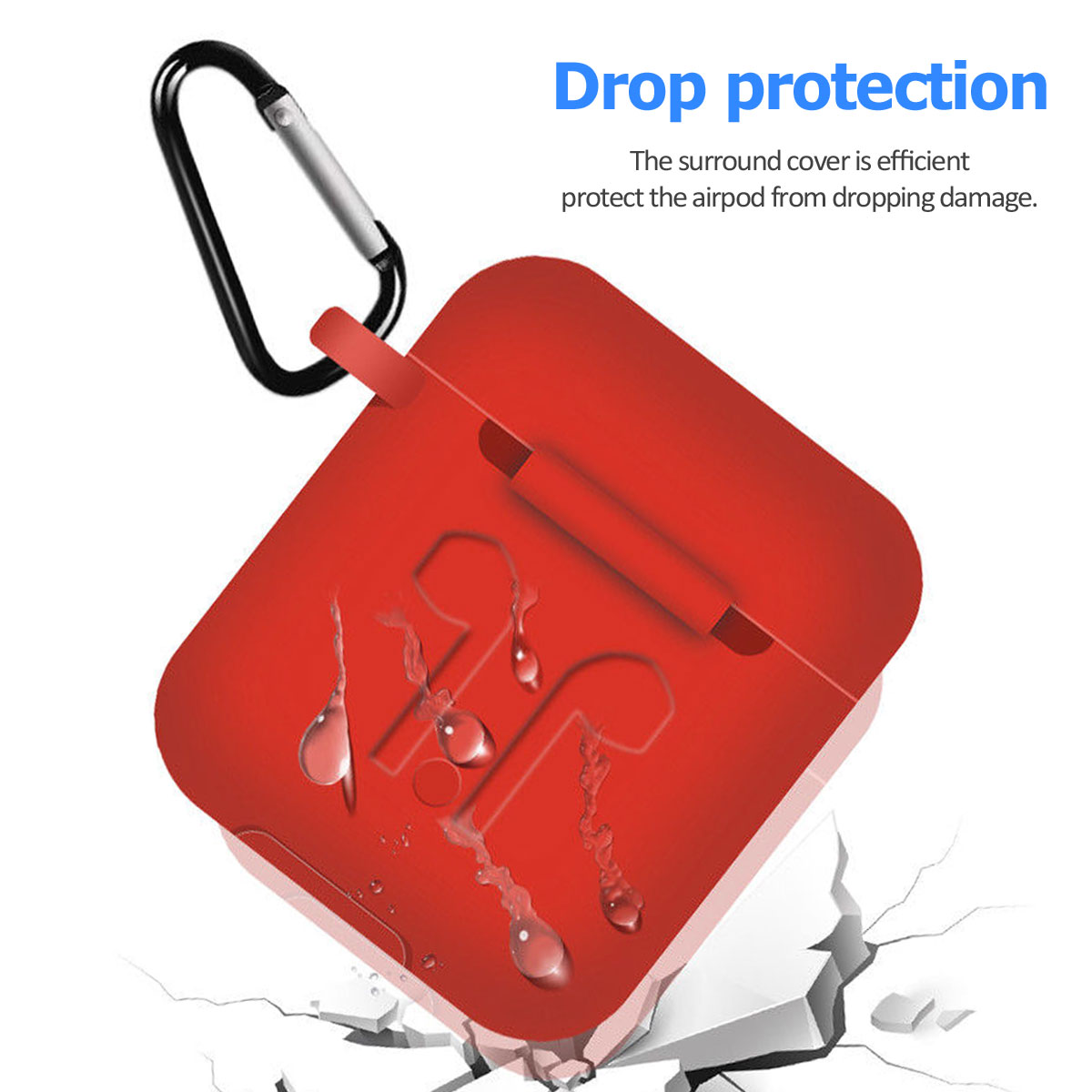 Silicone-Ruggged-Case-Cover-Earbuds-For-Apple-AirPods-2nd-Gen-Accessories-2019 thumbnail 28