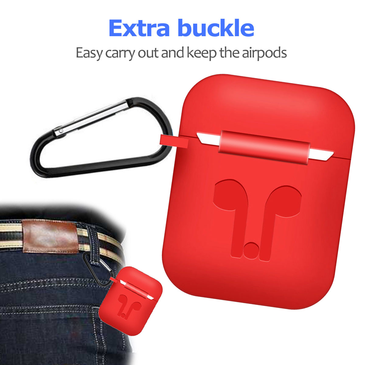 Silicone-Ruggged-Case-Cover-Earbuds-For-Apple-AirPods-2nd-Gen-Accessories-2019 thumbnail 29