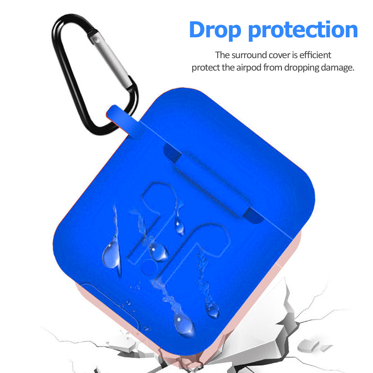 Silicone-Ruggged-Case-Cover-Earbuds-For-Apple-AirPods-2nd-Gen-Accessories-2019 thumbnail 35