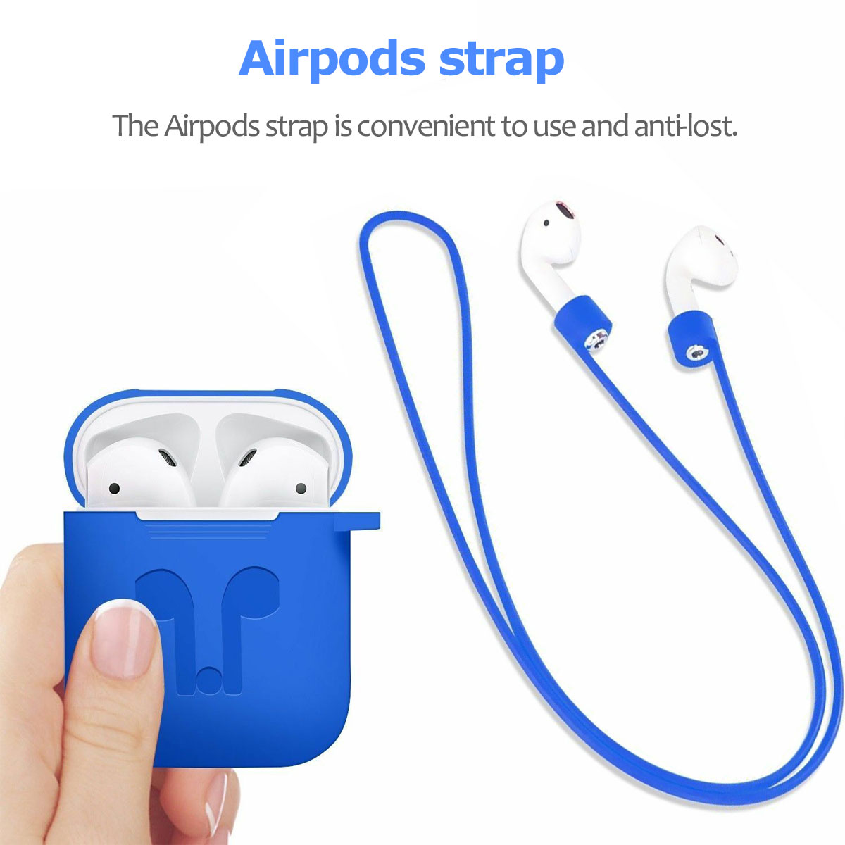 Silicone-Ruggged-Case-Cover-Earbuds-For-Apple-AirPods-2nd-Gen-Accessories-2019 thumbnail 38