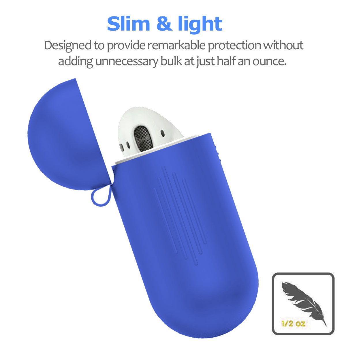 Silicone-Ruggged-Case-Cover-Earbuds-For-Apple-AirPods-2nd-Gen-Accessories-2019 thumbnail 39