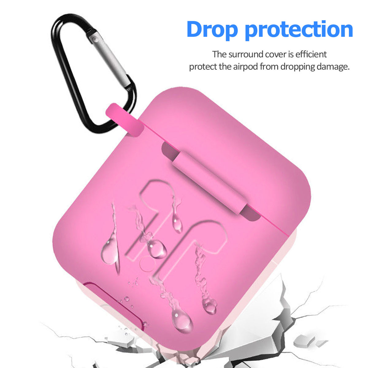 Silicone-Ruggged-Case-Cover-Earbuds-For-Apple-AirPods-2nd-Gen-Accessories-2019 thumbnail 49