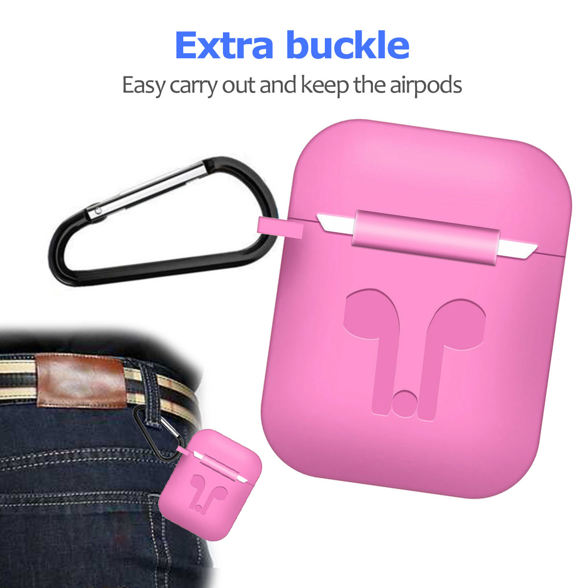 Silicone-Ruggged-Case-Cover-Earbuds-For-Apple-AirPods-2nd-Gen-Accessories-2019 thumbnail 50
