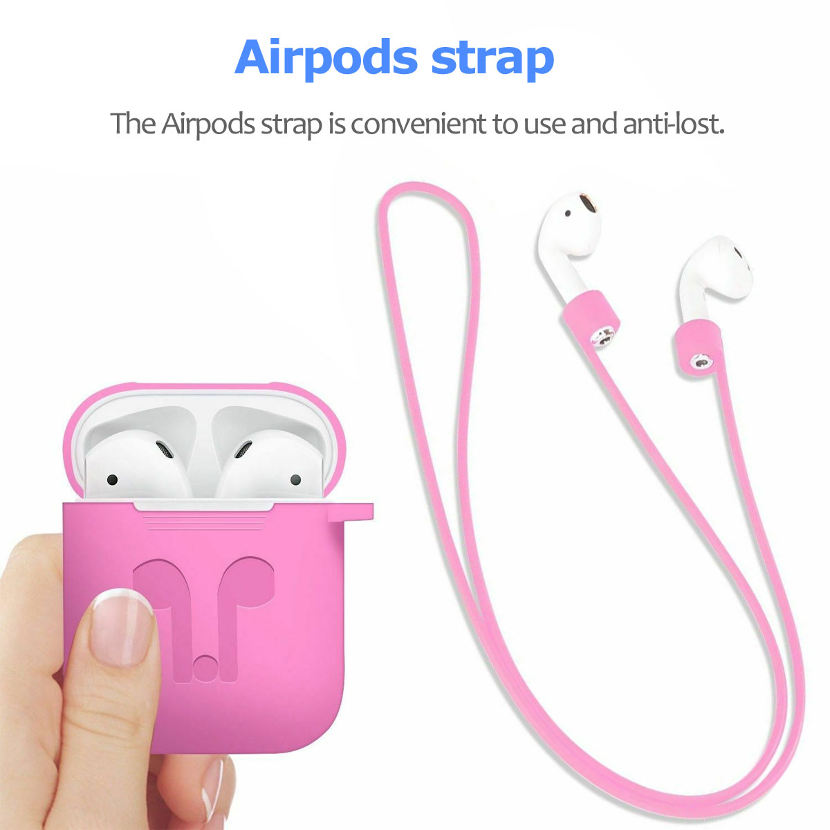 Silicone-Ruggged-Case-Cover-Earbuds-For-Apple-AirPods-2nd-Gen-Accessories-2019 thumbnail 52