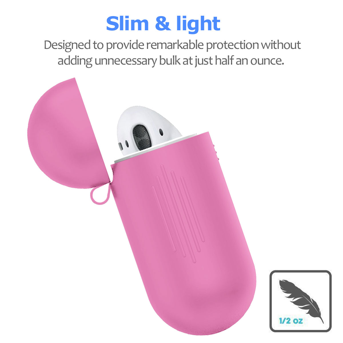 Silicone-Ruggged-Case-Cover-Earbuds-For-Apple-AirPods-2nd-Gen-Accessories-2019 thumbnail 53