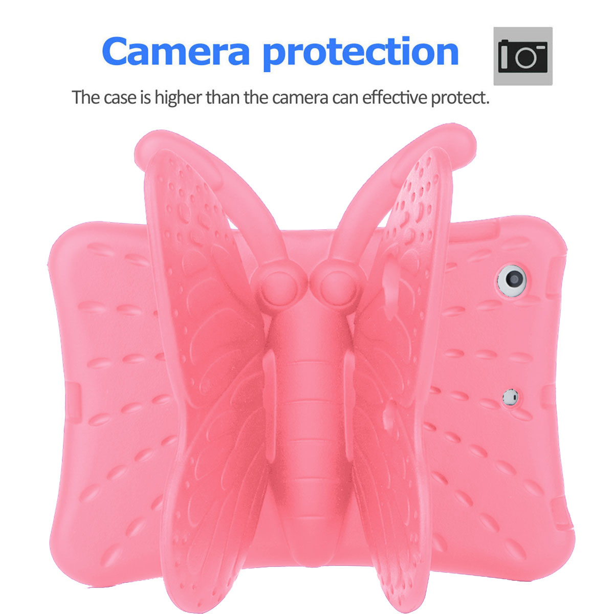 Kids-Safe-EVA-Foam-Stand-Shockproof-Case-Cover-For-Apple-iPad-9-7-6th-Gen-A1893 thumbnail 31