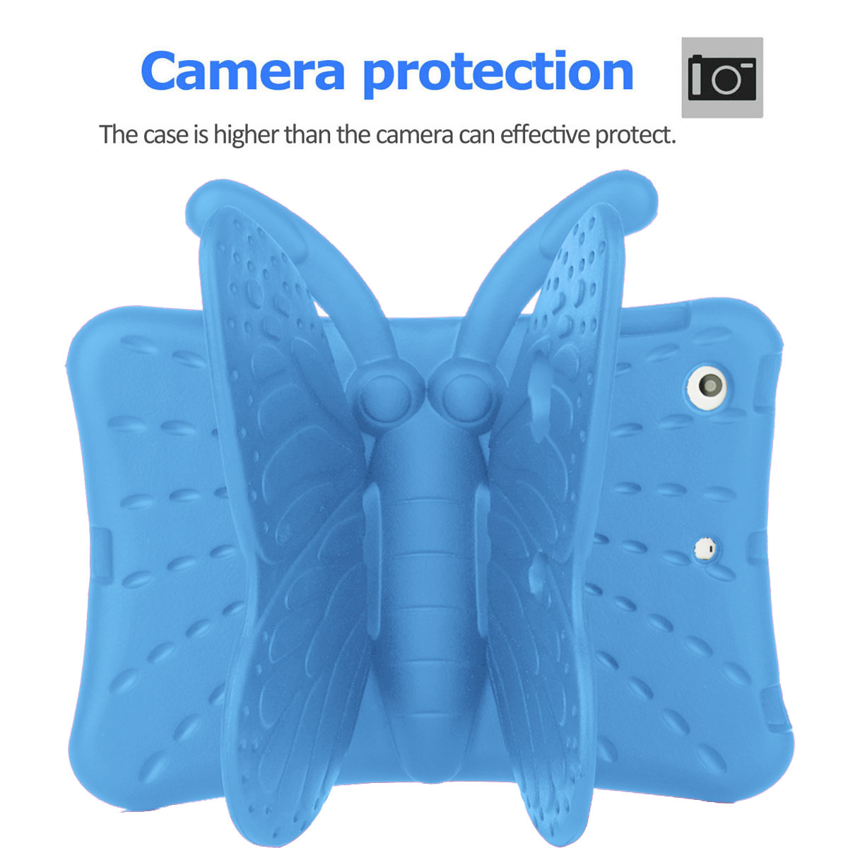 Kids-Safe-EVA-Foam-Stand-Shockproof-Case-Cover-For-Apple-iPad-9-7-6th-Gen-A1893 thumbnail 38