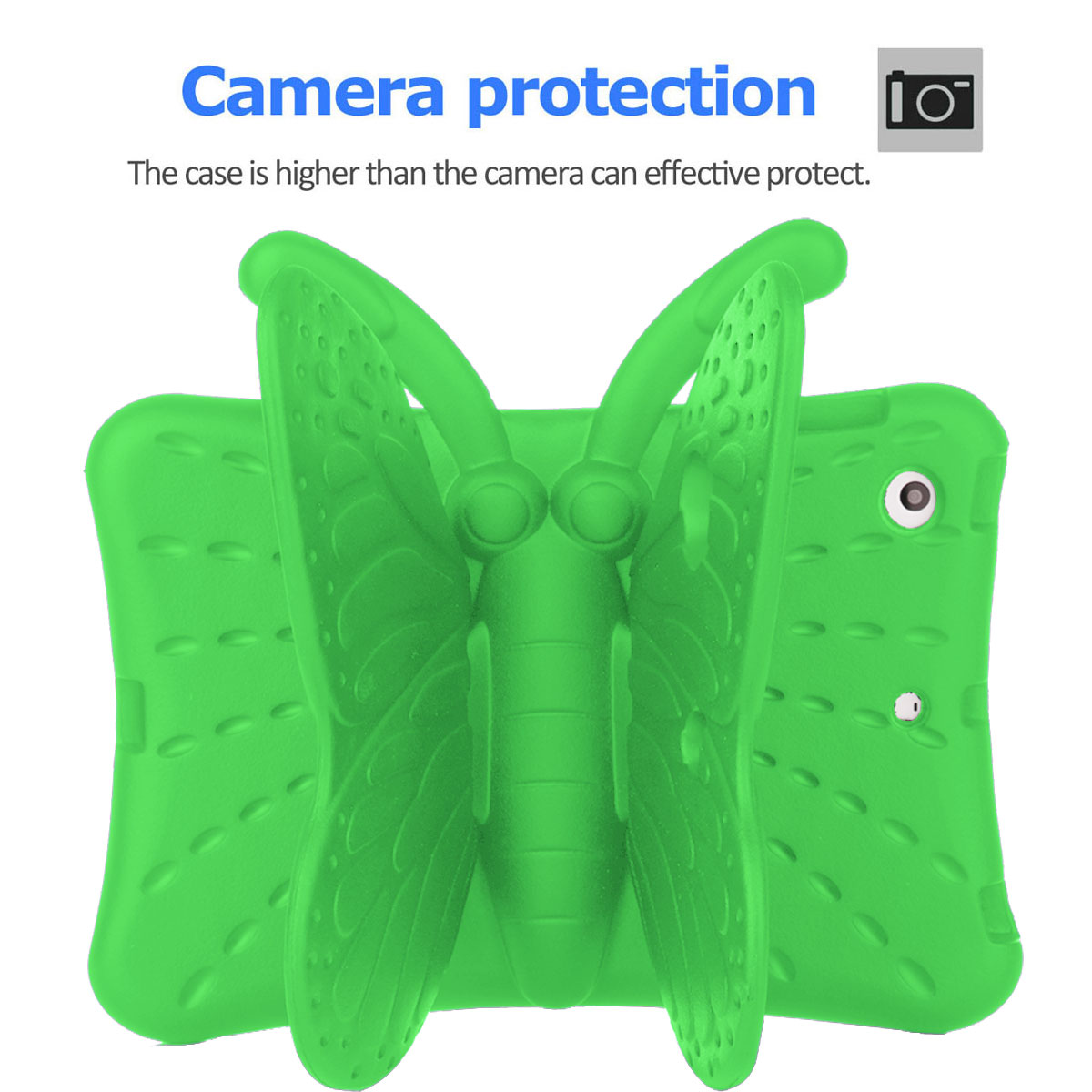 Kids-Safe-EVA-Foam-Stand-Shockproof-Case-Cover-For-Apple-iPad-9-7-6th-Gen-A1893 thumbnail 45