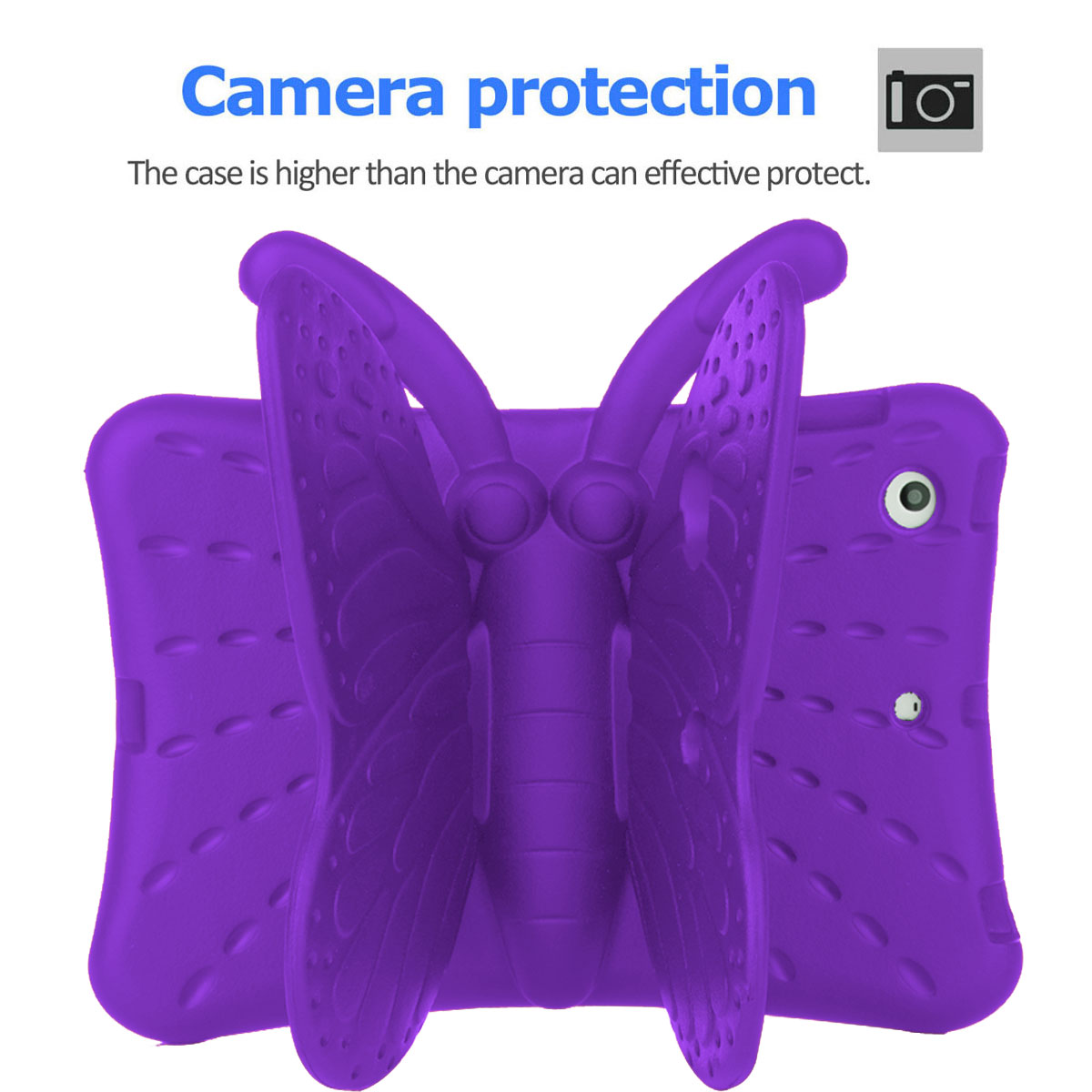 Kids-Safe-EVA-Foam-Stand-Shockproof-Case-Cover-For-Apple-iPad-9-7-6th-Gen-A1893 thumbnail 59