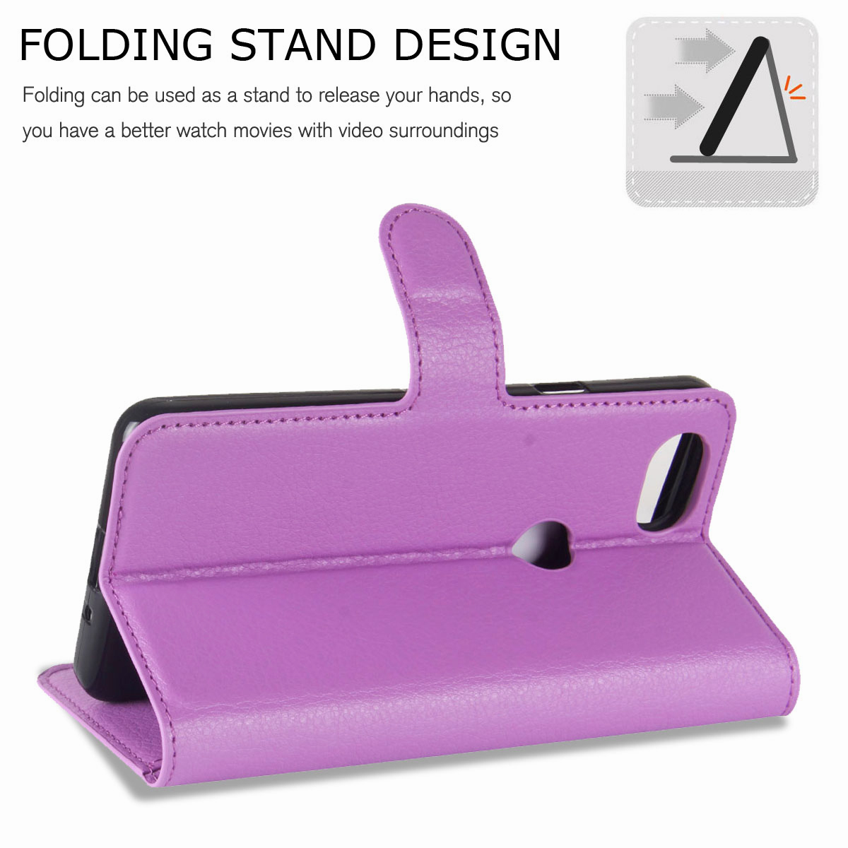 For-Google-Pixel-2-Pixel-XL-2XL-Business-Leather-Card-Holder-Wallet-Phone-Case thumbnail 45