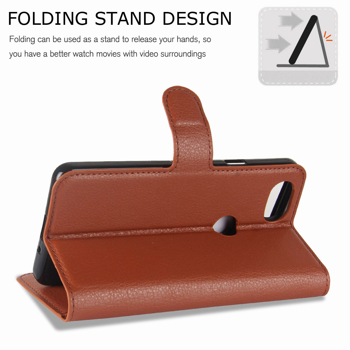 For-Google-Pixel-2-Pixel-XL-2XL-Business-Leather-Card-Holder-Wallet-Phone-Case thumbnail 63