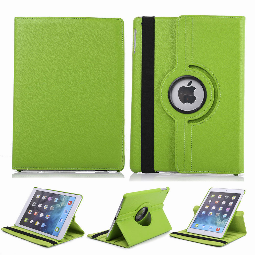 for apple ipad 2 3 4 air smart folio pu leather rotating case stand rugged cover ebay. Black Bedroom Furniture Sets. Home Design Ideas