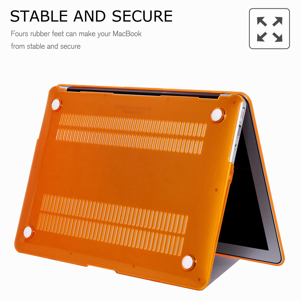 For-Macbook-Air-11-034-Air-13-inch-Rubberized-Hard-Case-Clear-Laptop-Keyboard-Shell thumbnail 38
