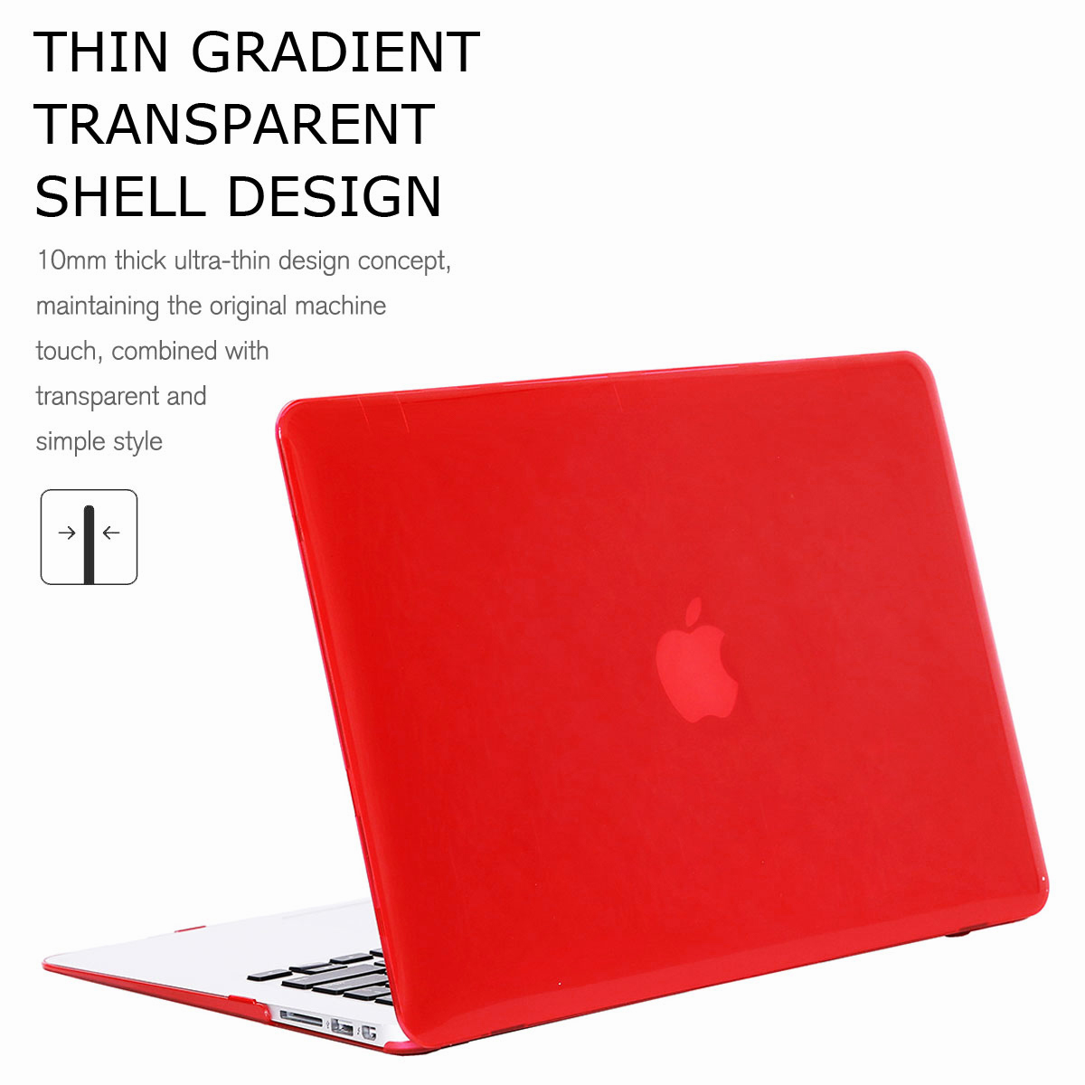 For-Macbook-Air-11-034-Air-13-034-inch-Laptop-Frosted-Matte-Hard-Case-Keyboard-Cover thumbnail 79