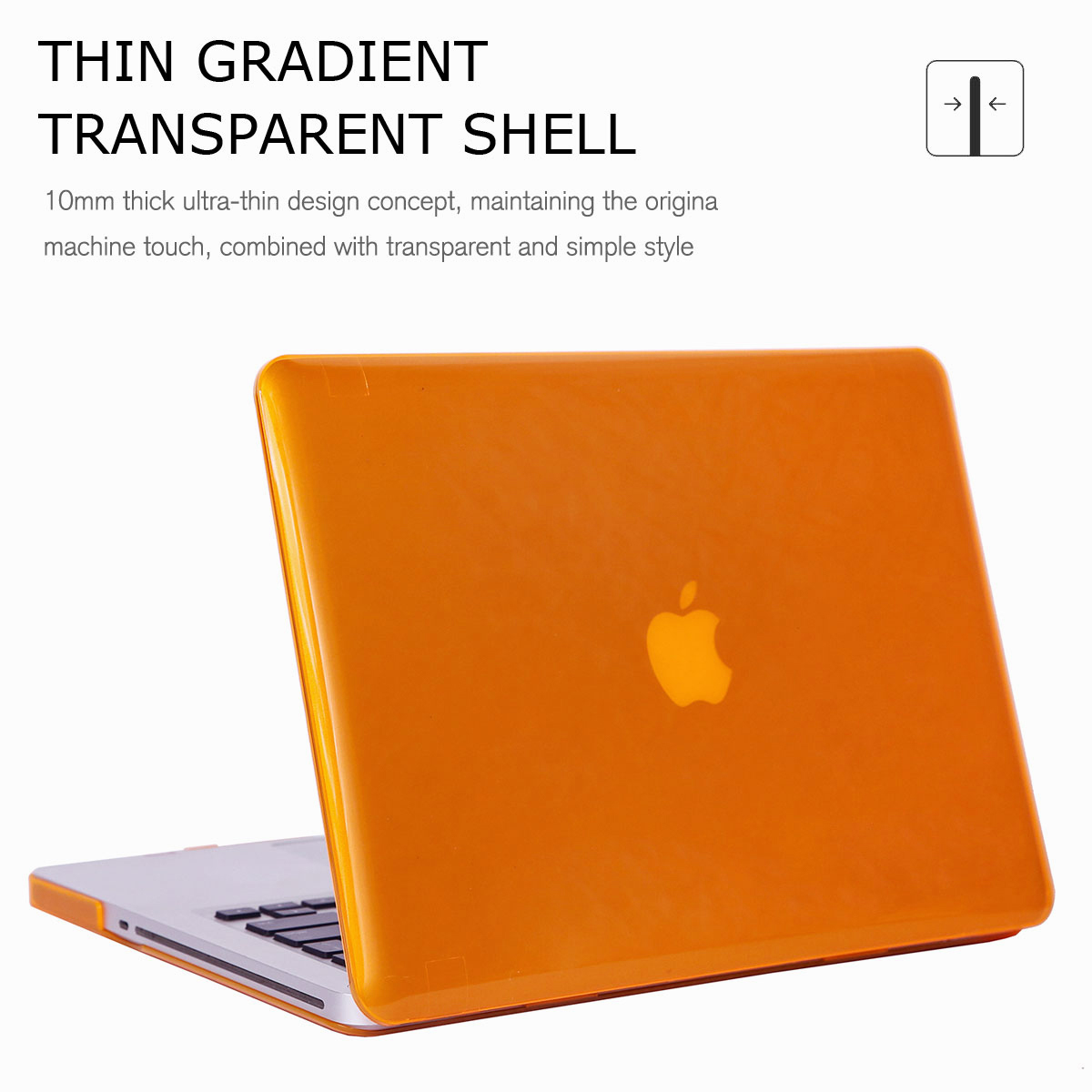 Hard-Rubberized-Laptop-Shell-Case-Keyboard-Cover-For-Apple-MacBook-Pro-13-034-15-034 thumbnail 37