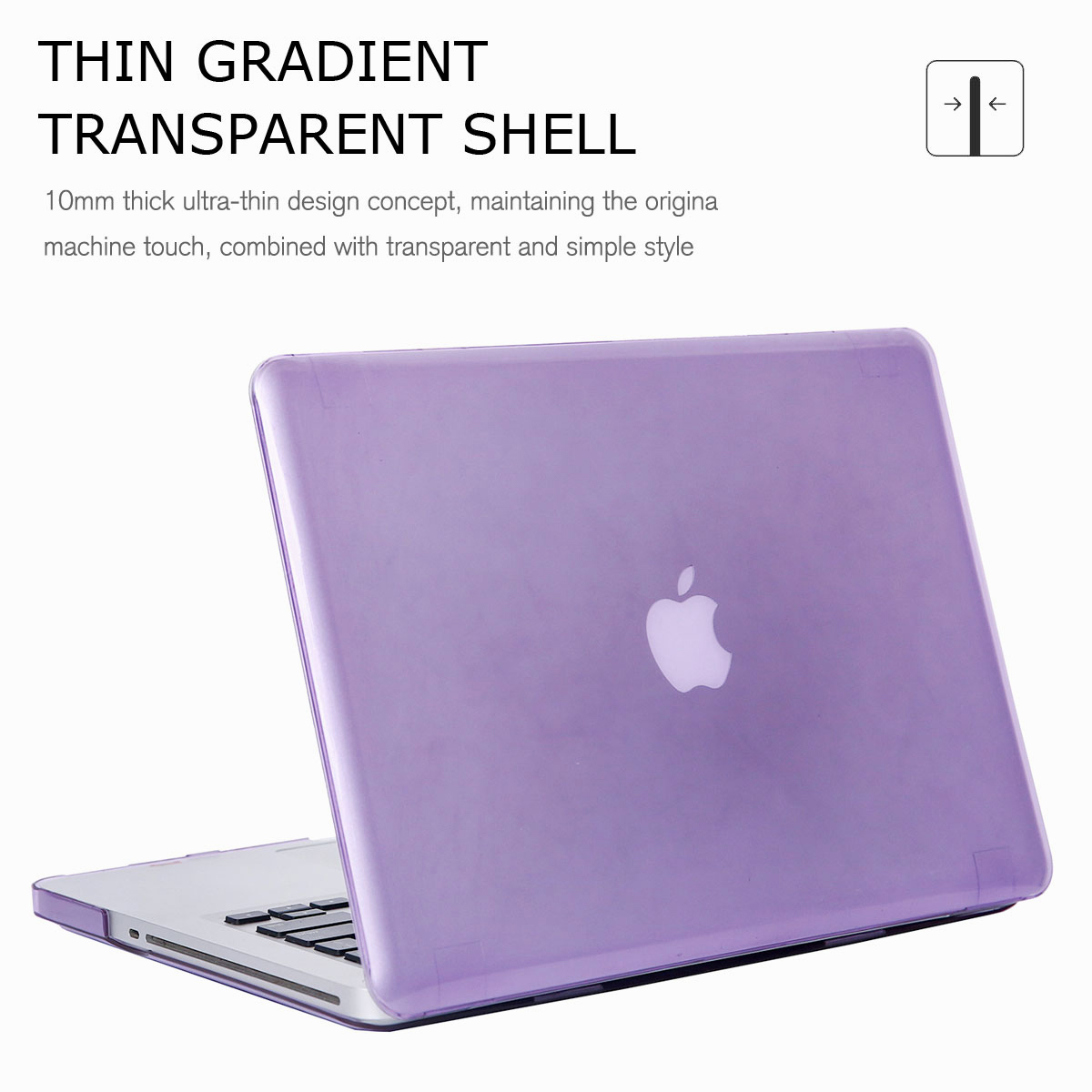 Hard-Rubberized-Laptop-Shell-Case-Keyboard-Cover-For-Apple-MacBook-Pro-13-034-15-034 thumbnail 51