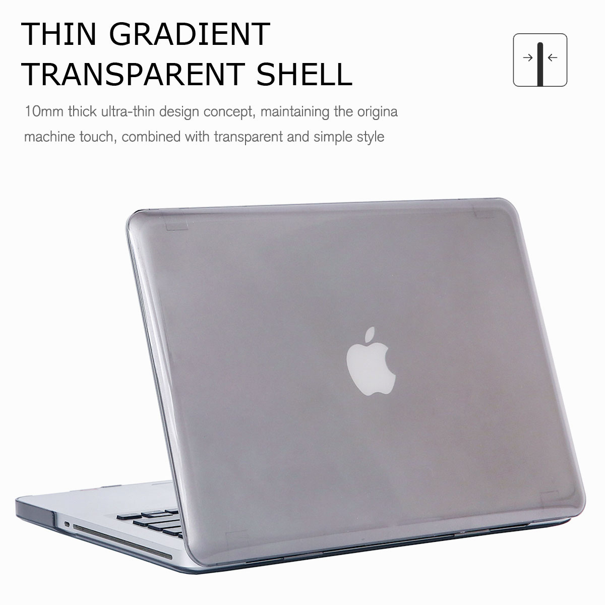 Hard-Rubberized-Laptop-Shell-Case-Keyboard-Cover-For-Apple-MacBook-Pro-13-034-15-034 thumbnail 65