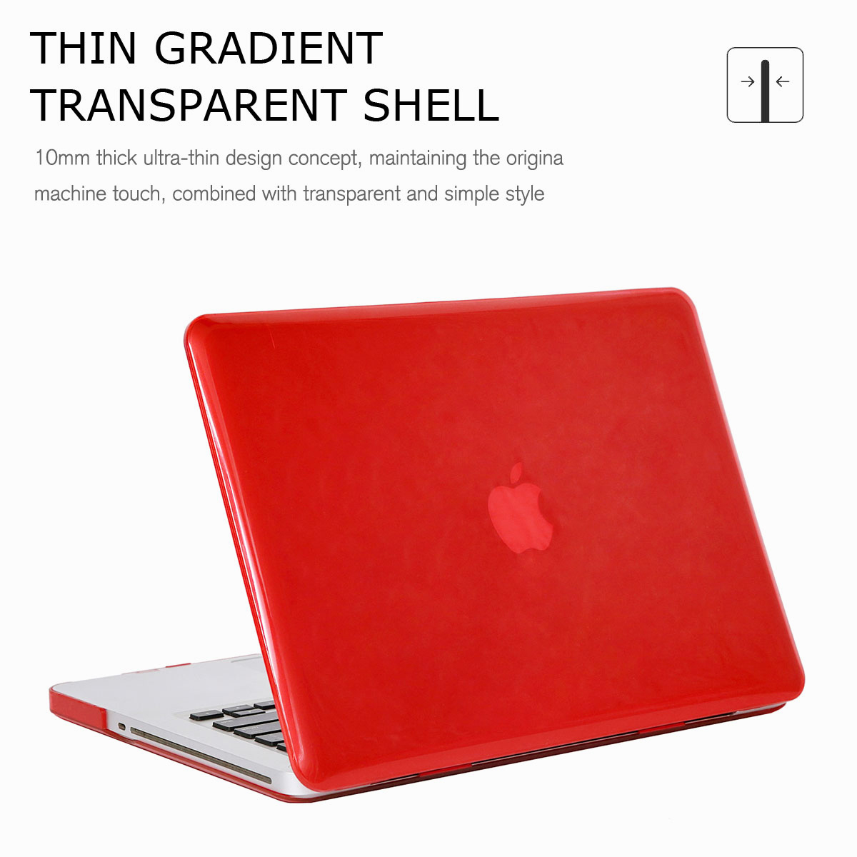 Rubberized-Hard-Case-Shell-For-Apple-Macbook-Pro-13-15-with-Keyboard-Cover-Skin thumbnail 79