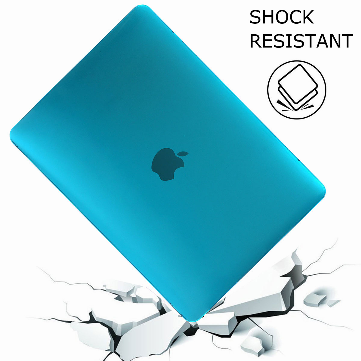 Hard-Rubberized-Shell-Case-Laptop-Keyboard-Cover-For-Macbook-Pro-Retina-13-034-15-034 thumbnail 33