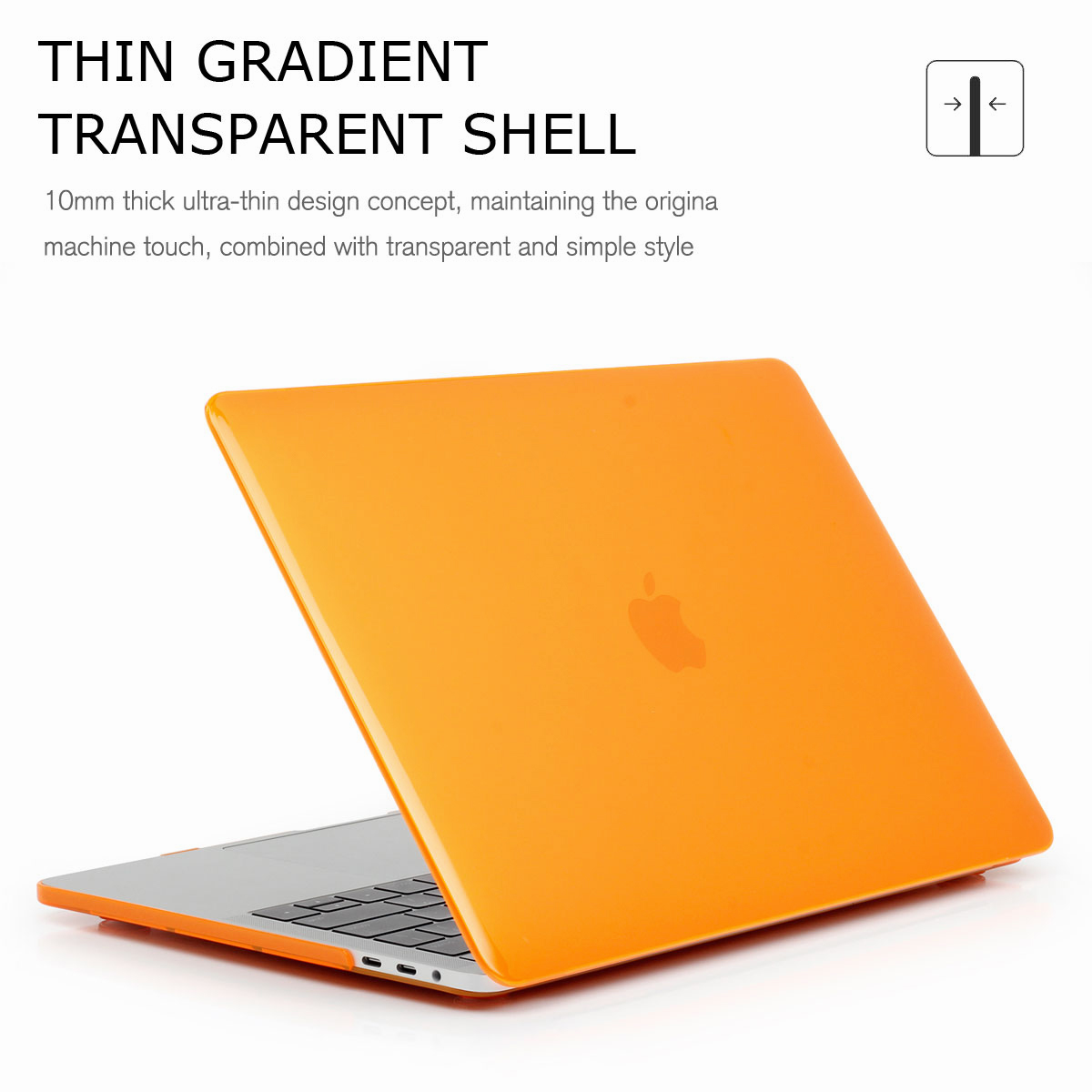 Hard-Rubberized-Shell-Case-Laptop-Keyboard-Cover-For-Macbook-Pro-Retina-13-034-15-034 thumbnail 37