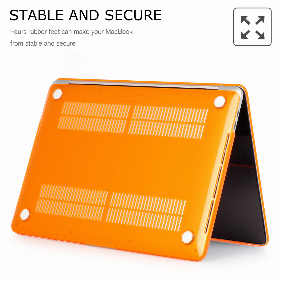 Hard-Rubberized-Shell-Case-Laptop-Keyboard-Cover-For-Macbook-Pro-Retina-13-034-15-034 thumbnail 38
