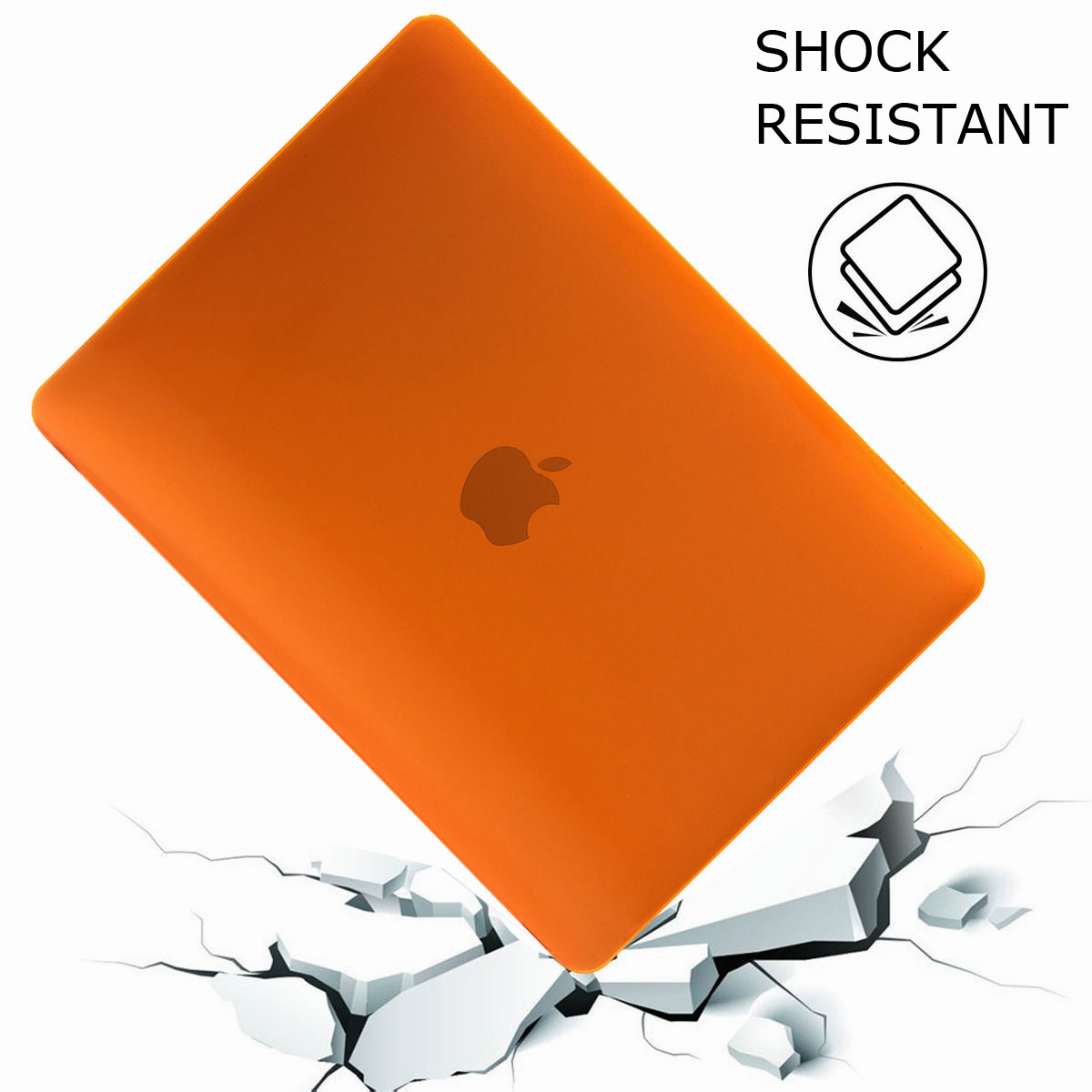 Hard-Rubberized-Shell-Case-Laptop-Keyboard-Cover-For-Macbook-Pro-Retina-13-034-15-034 thumbnail 40