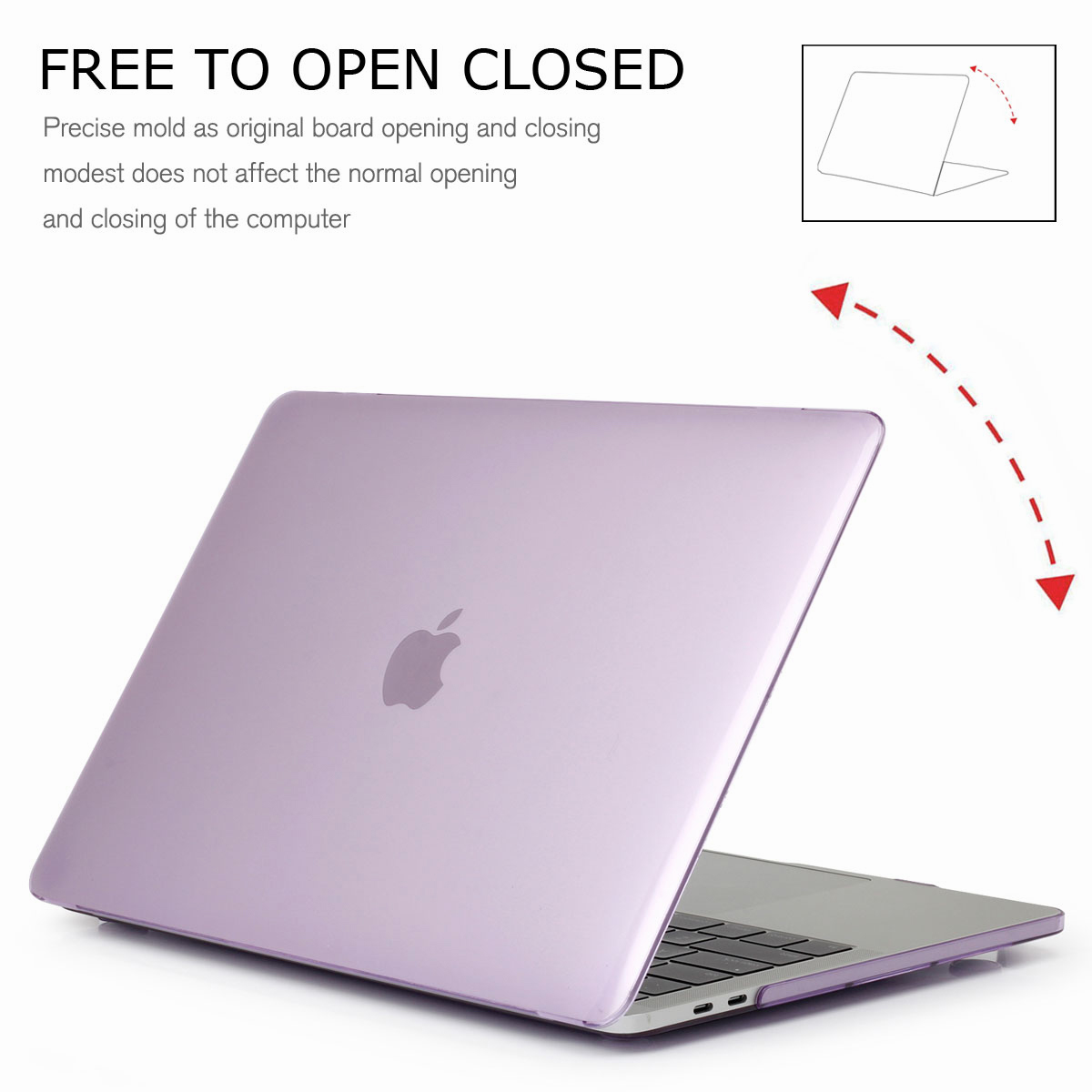 Hard-Rubberized-Shell-Case-Laptop-Keyboard-Cover-For-Macbook-Pro-Retina-13-034-15-034 thumbnail 49