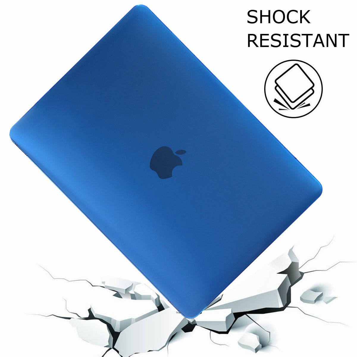 Hard-Rubberized-Shell-Case-Laptop-Keyboard-Cover-For-Macbook-Pro-Retina-13-034-15-034 thumbnail 61