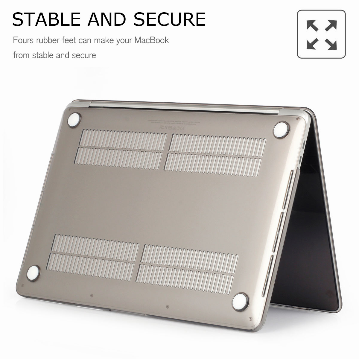 Hard-Rubberized-Shell-Case-Laptop-Keyboard-Cover-For-Macbook-Pro-Retina-13-034-15-034 thumbnail 66