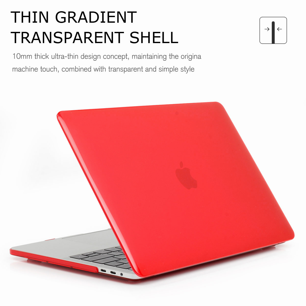 Hard-Rubberized-Shell-Case-Laptop-Keyboard-Cover-For-Macbook-Pro-Retina-13-034-15-034 thumbnail 79
