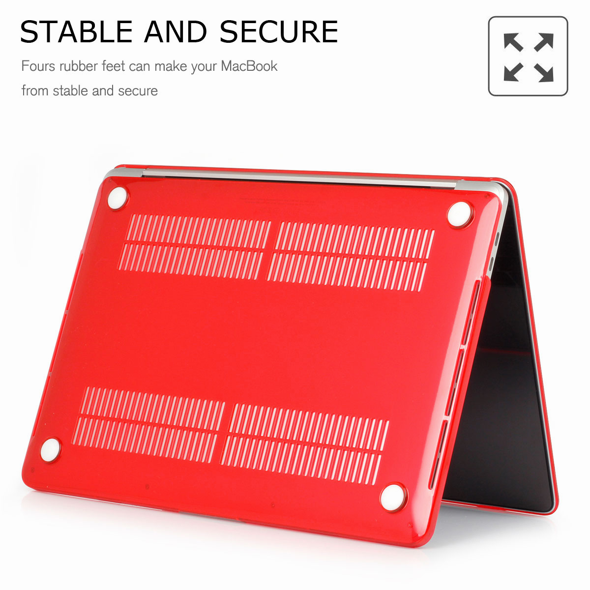 Hard-Rubberized-Shell-Case-Laptop-Keyboard-Cover-For-Macbook-Pro-Retina-13-034-15-034 thumbnail 80