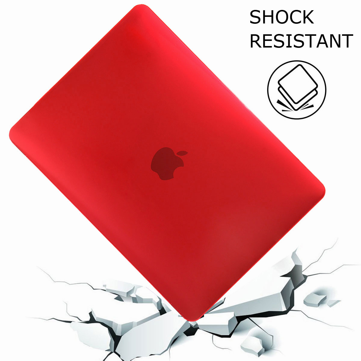 Hard-Rubberized-Shell-Case-Laptop-Keyboard-Cover-For-Macbook-Pro-Retina-13-034-15-034 thumbnail 82