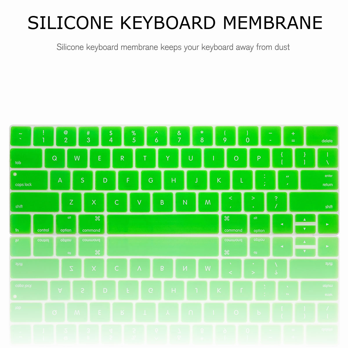 For-Macbook-Retina-12-034-13-034-15-034-Rubberized-Hard-Laptop-Case-Clear-Keyboard-Shell thumbnail 25