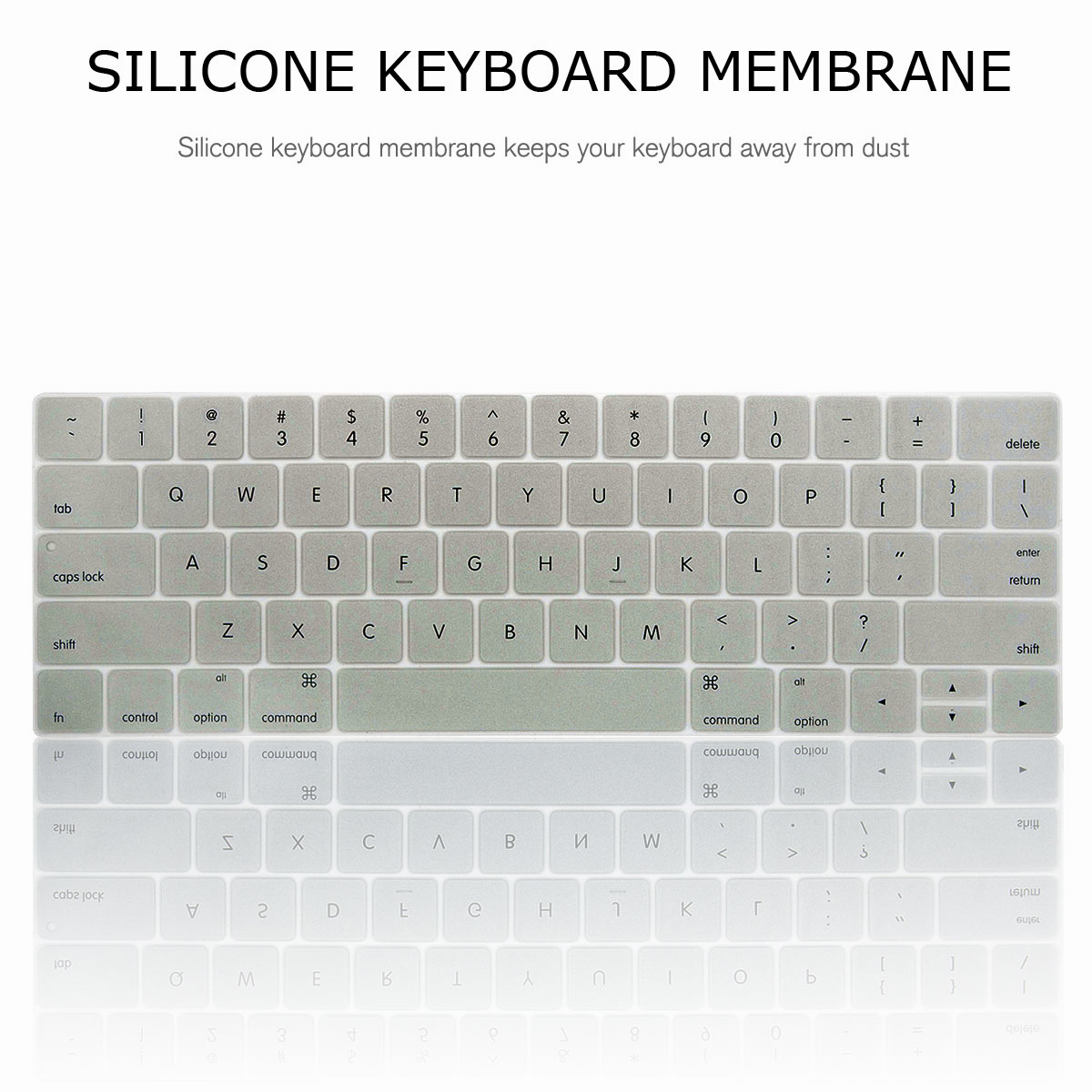 For-Macbook-Retina-12-034-13-034-15-034-Rubberized-Hard-Laptop-Case-Clear-Keyboard-Shell thumbnail 67