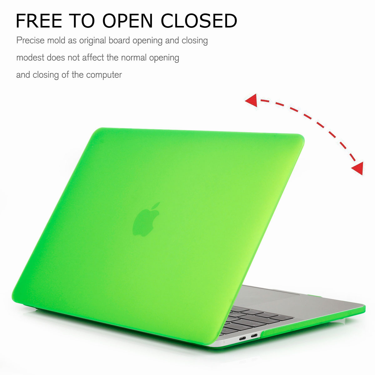 Shockproof-Rubberized-Matte-Hard-Case-Cover-For-Macbook-13-034-15-034-Inch-A1286-A1278 thumbnail 20