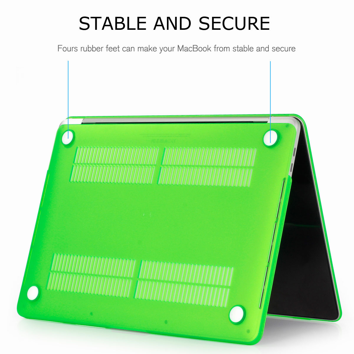 Shockproof-Rubberized-Matte-Hard-Case-Cover-For-Macbook-13-034-15-034-Inch-A1286-A1278 thumbnail 23