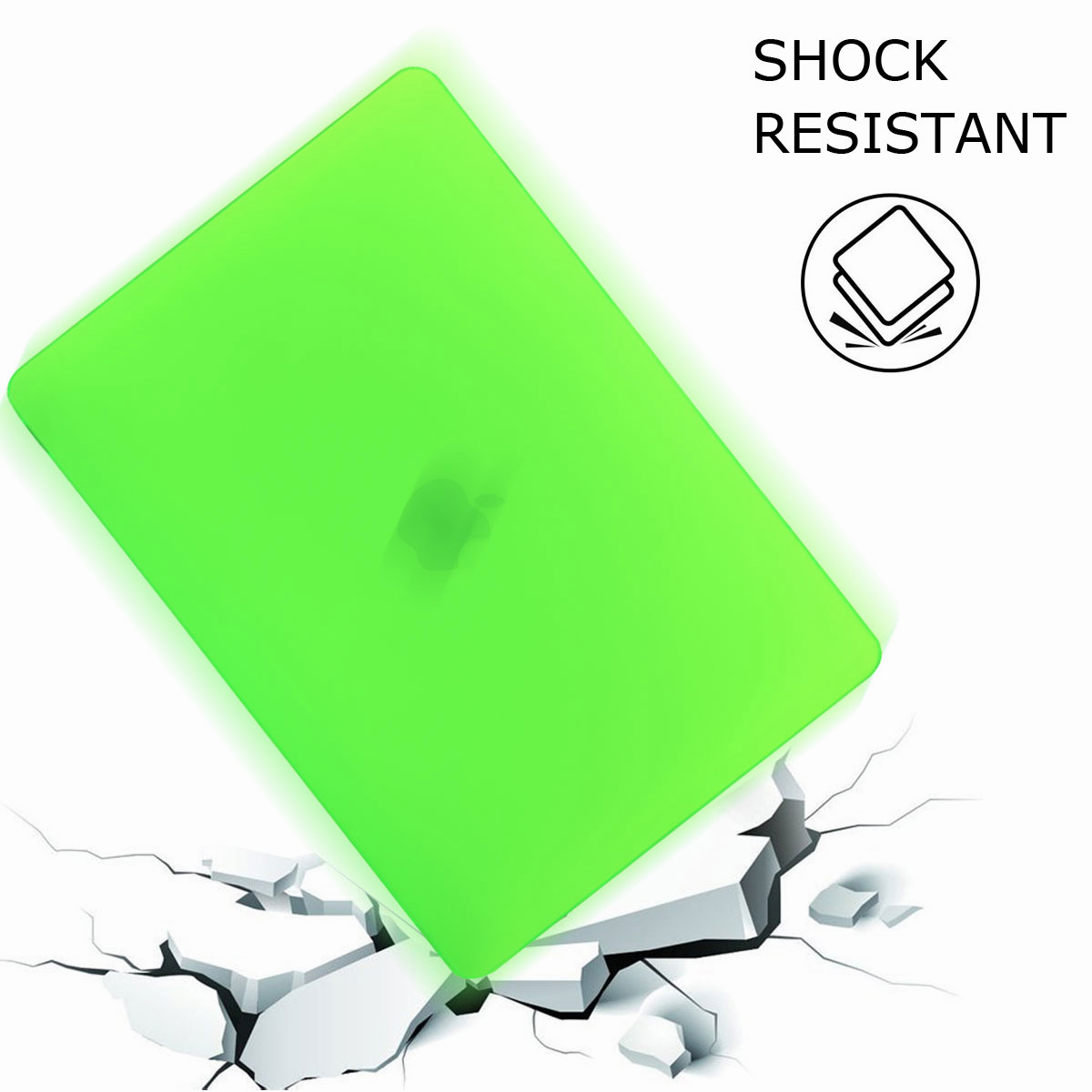 Shockproof-Rubberized-Matte-Hard-Case-Cover-For-Macbook-13-034-15-034-Inch-A1286-A1278 thumbnail 24