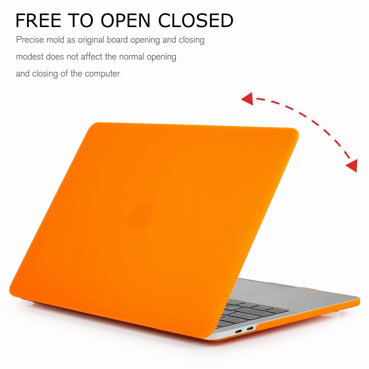 Shockproof-Rubberized-Matte-Hard-Case-Cover-For-Macbook-13-034-15-034-Inch-A1286-A1278 thumbnail 26