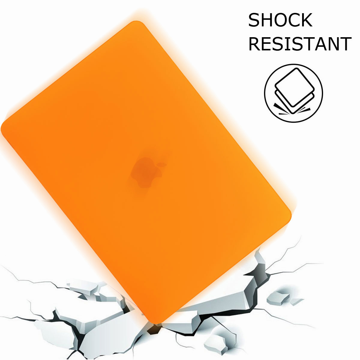 Shockproof-Rubberized-Matte-Hard-Case-Cover-For-Macbook-13-034-15-034-Inch-A1286-A1278 thumbnail 30