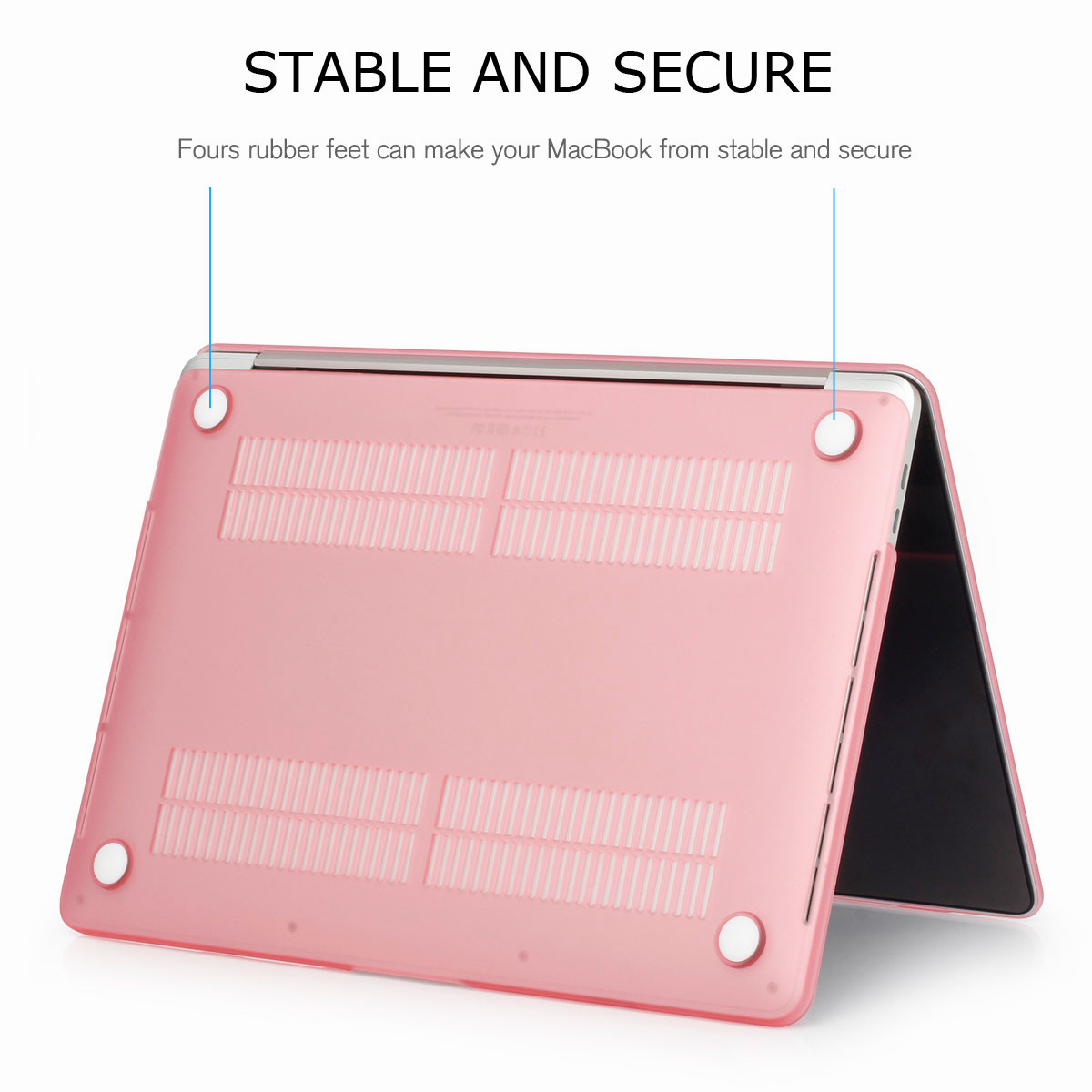 Shockproof-Rubberized-Matte-Hard-Case-Cover-For-Macbook-13-034-15-034-Inch-A1286-A1278 thumbnail 41