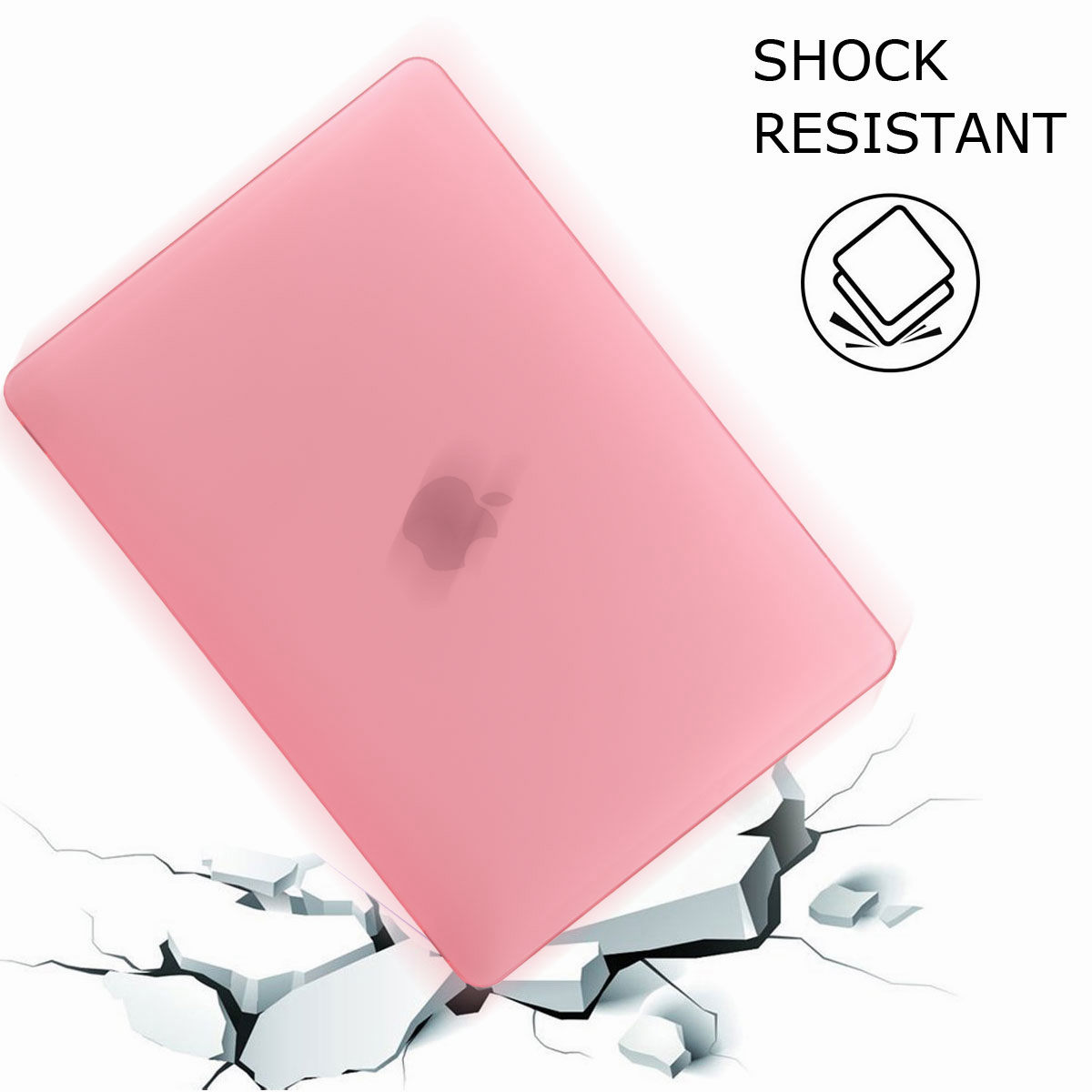 Shockproof-Rubberized-Matte-Hard-Case-Cover-For-Macbook-13-034-15-034-Inch-A1286-A1278 thumbnail 42