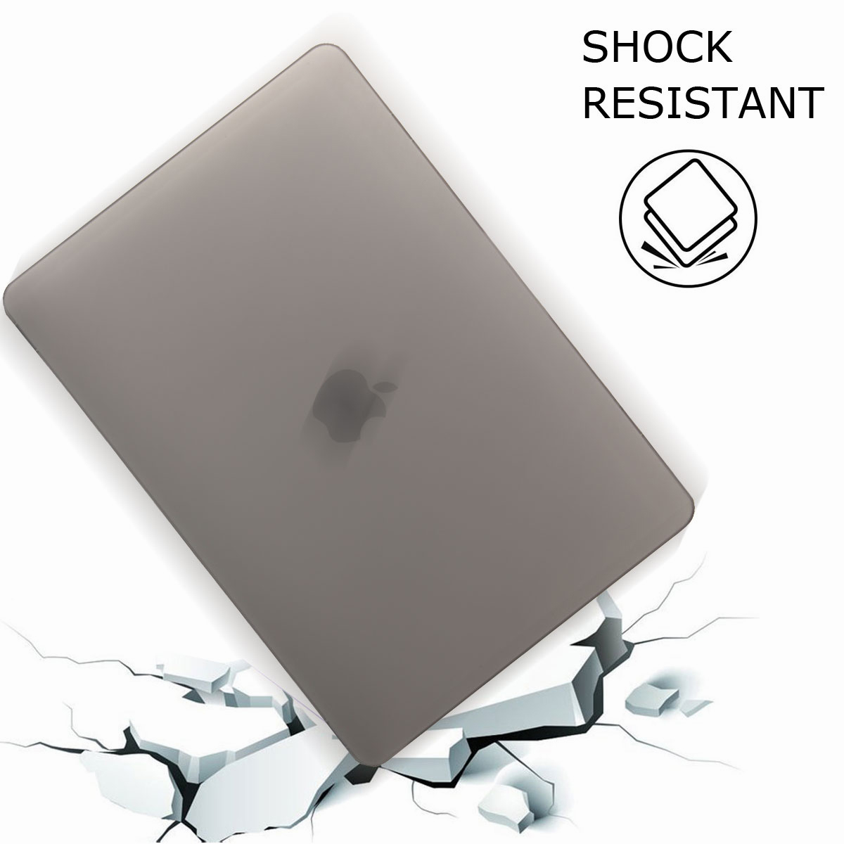 Shockproof-Rubberized-Matte-Hard-Case-Cover-For-Macbook-13-034-15-034-Inch-A1286-A1278 thumbnail 48