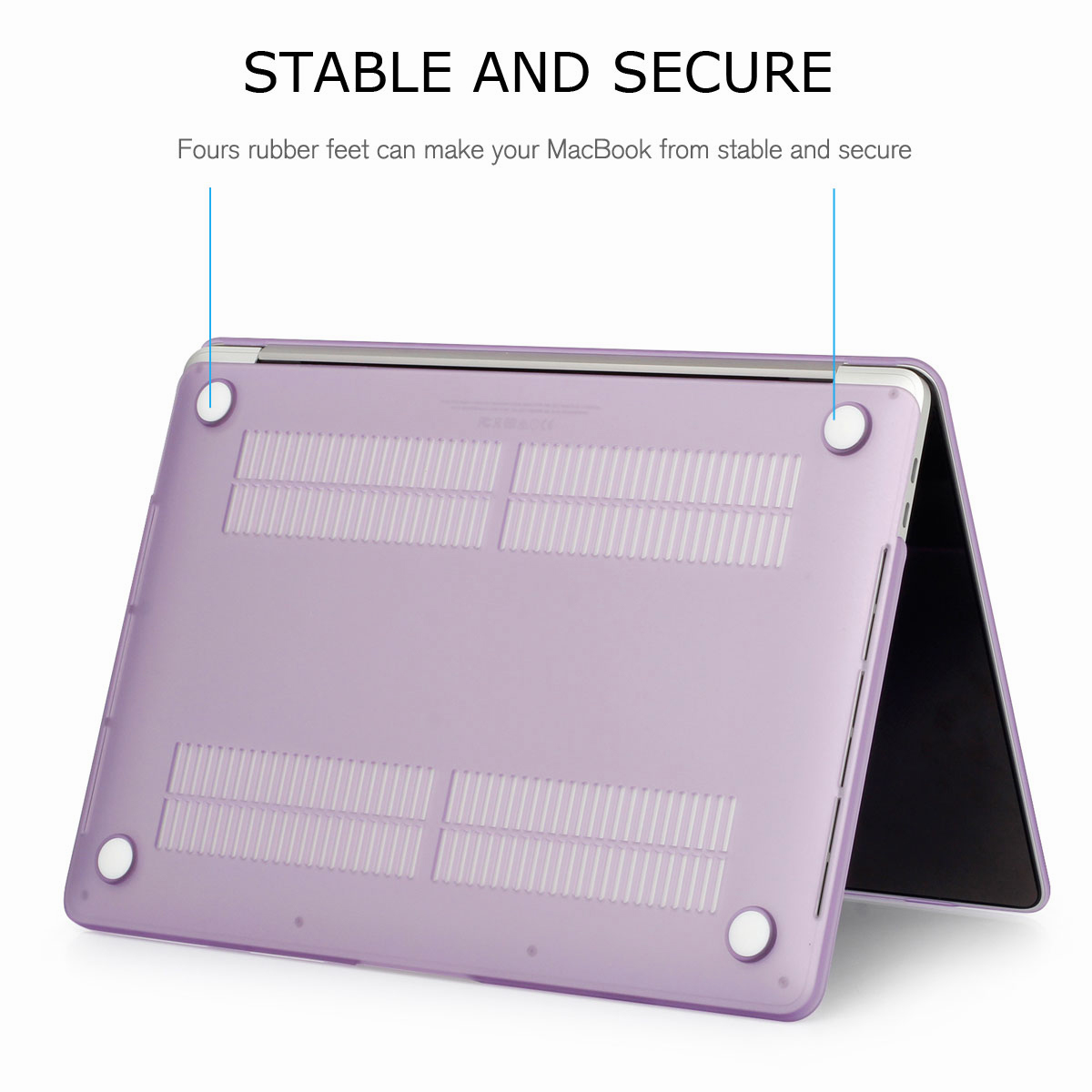 Shockproof-Rubberized-Matte-Hard-Case-Cover-For-Macbook-13-034-15-034-Inch-A1286-A1278 thumbnail 71