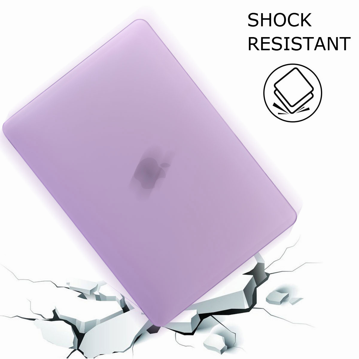 Shockproof-Rubberized-Matte-Hard-Case-Cover-For-Macbook-13-034-15-034-Inch-A1286-A1278 thumbnail 72