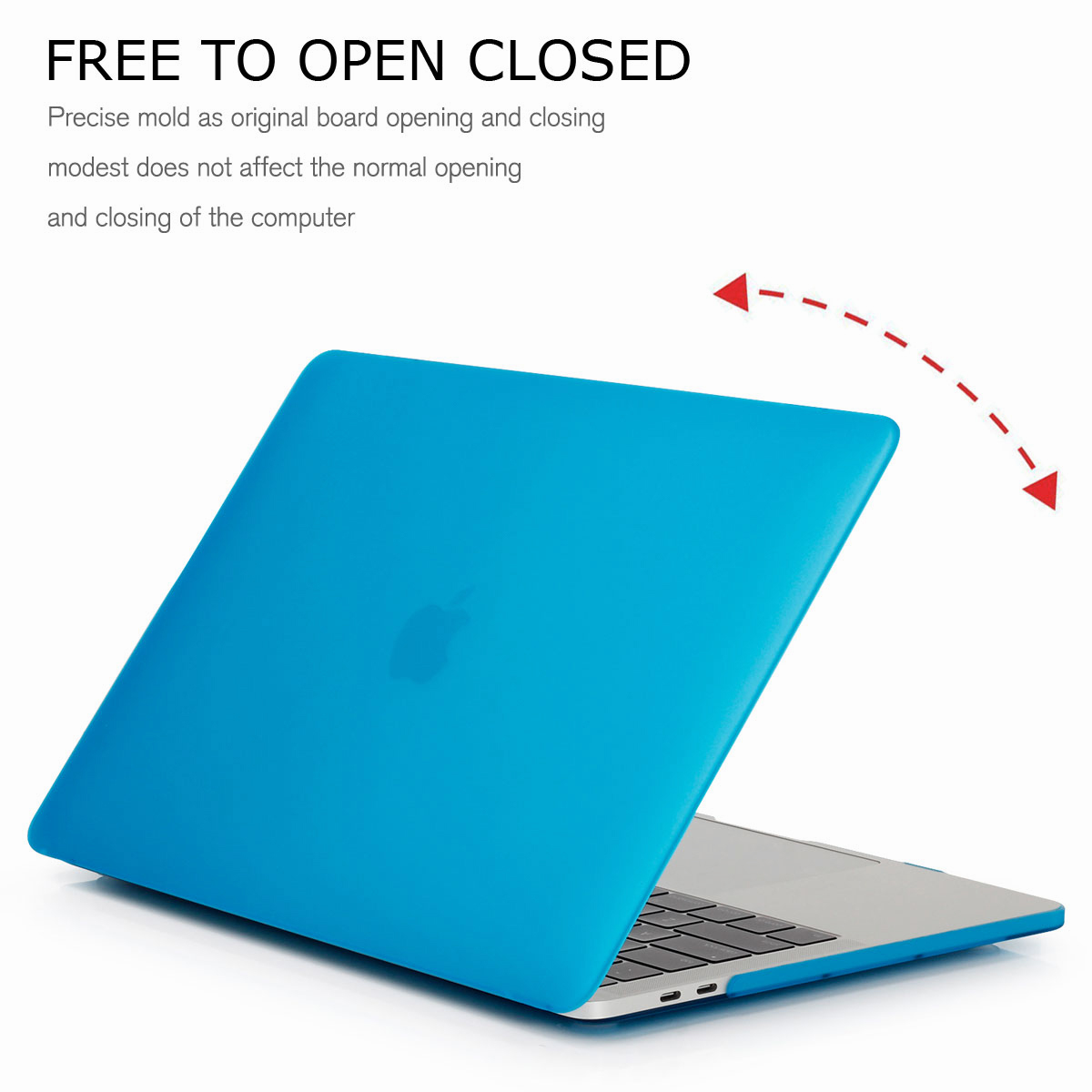 Shockproof-Rubberized-Matte-Hard-Case-Cover-For-Macbook-13-034-15-034-Inch-A1286-A1278 thumbnail 80