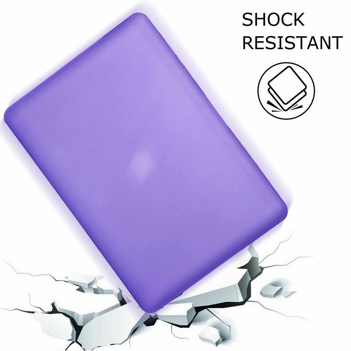 Matte-Rubberized-Hard-Laptop-Shell-Case-Frosted-Cover-For-Macbook-Pro-15-034-13-034 thumbnail 72
